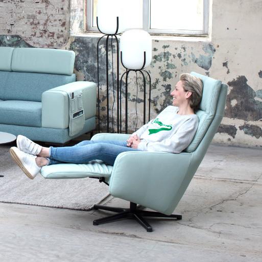 Elektrische Relax Fauteuil Leer.Relaxfauteuil Collecties